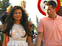 Jessica Wright and Ricky Rayment talk to DS in Marbella about fights and wedding plans.