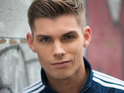 Kieron Richardson gives us the gossip on his latest Hollyoaks storyline.