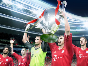 The latest PES 2014 trailer pits Bayern Munich against Santos FC.