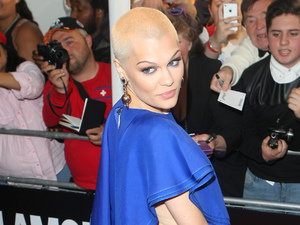 Jessie J, Glamour Awards 2013, Glamour Women Of The Year Awards held at Berkeley Square Garden
