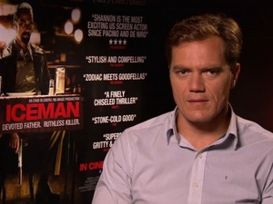 Michael Shannon 'The Iceman' Digital Spy interview