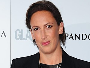 Miranda Hart at the 2013 Glamour Women of the Year Awards