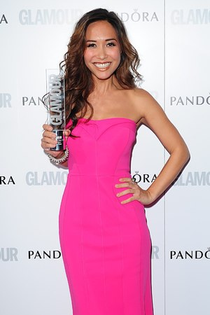 Glamour Women of the Year Awards 2013: Myleene Klass (Entrepreneur)