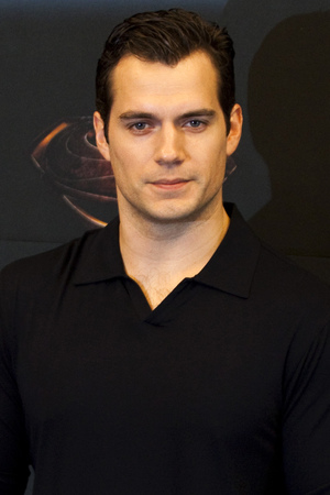 "Henry Cavill attends a media event in Mexico to promote the latest Superman movie ""Man of Steel""."