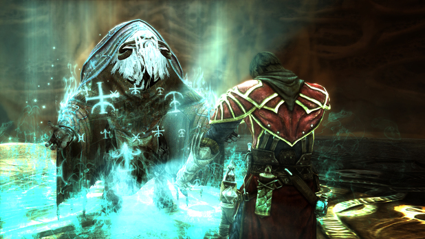 'Castlevania: Lords of Shadow' screenshot