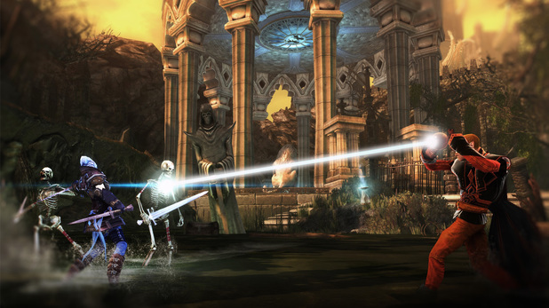 'Dungeons & Dragons Neverwinter' screenshot