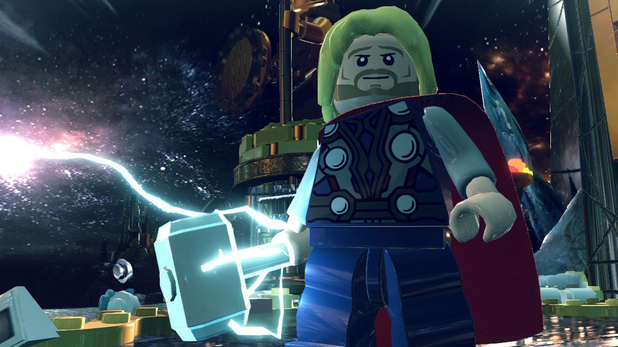 Thor in 'LEGO Marvel Super Heroes'