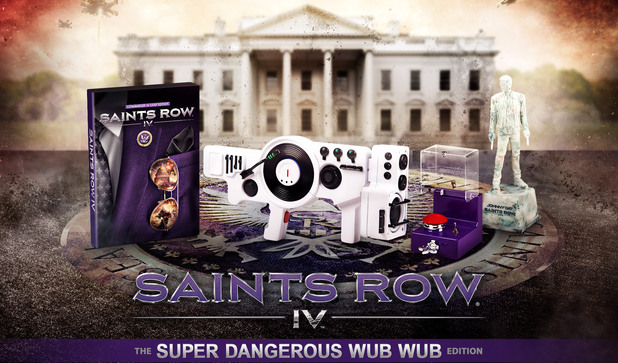 Saints Row 4 Collector's Edition