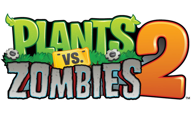 'Plants vs. Zombies 2' logo