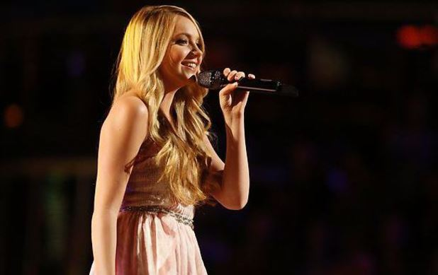'The Voice' - Top 6 performance show: Danielle Bradbery