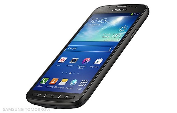 Samsung Galaxy Active goes on sale