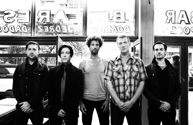 Queens Of The Stone Age press shot.