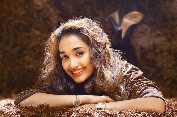 Jiah Khan in 2007.