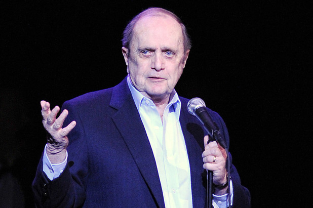 Actor and comedian Bob Newhart does stand-up in Hollywood ~~ January 31, 2012