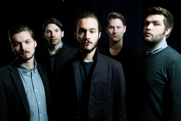 Editors, press shot 2013