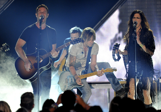 Little Big Town and Keith Urban