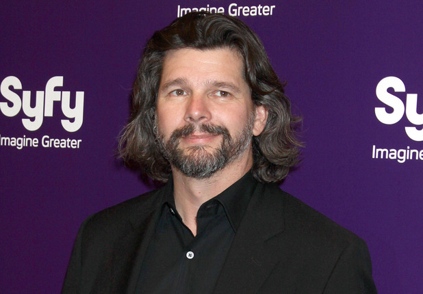 Ronald D. Moore, Syfy 2010 upfronts party