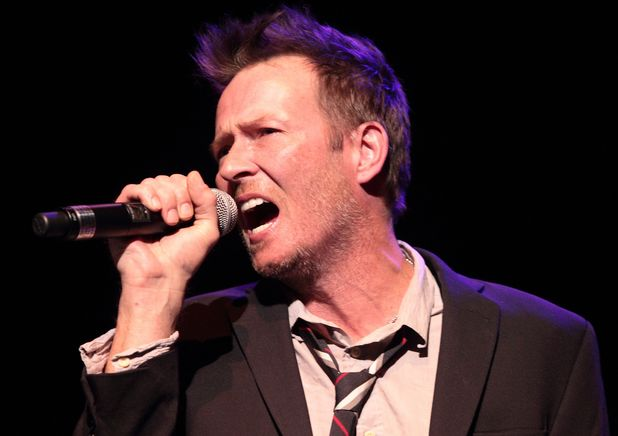 Scott Weiland in concert at Rams Head Live in Baltimore, Maryland ~~ November 29, 2012