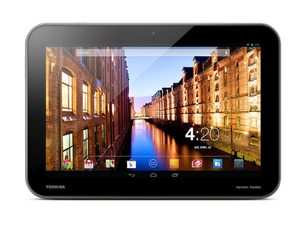 Toshiba's Excite Pro tablet
