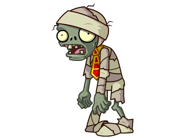 'Plants vs. Zombies 2' character art