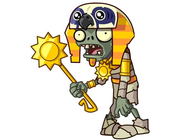 'Plants vs. Zombies 2' character art