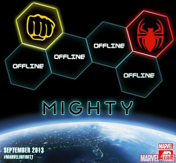 Marvel 'Infinity' teaser