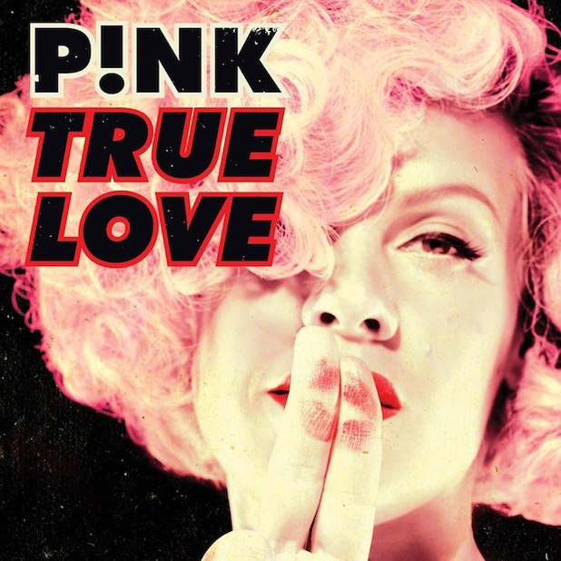 Pink 'True Love' artwork