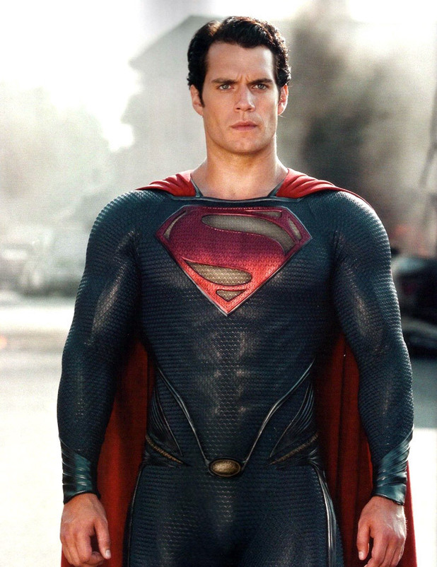 Superman Henry Cavill Superman Man Of Steel Gallery