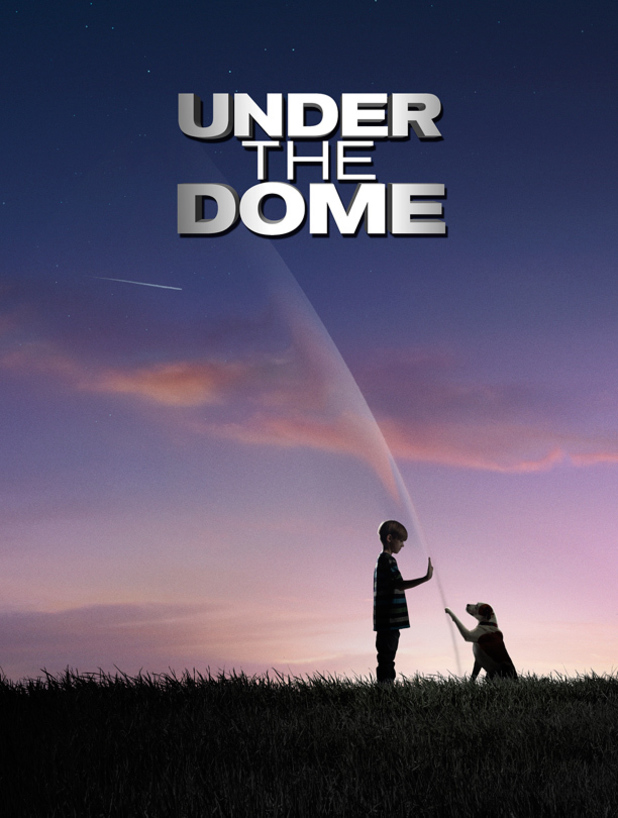 'Under The Dome' promotional image
