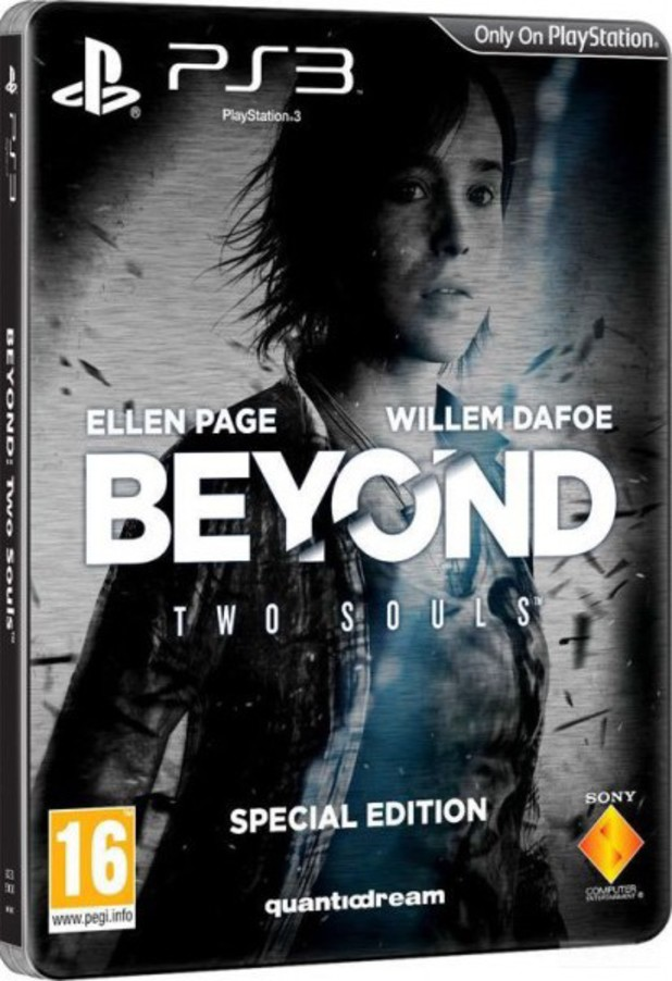 Box art for Beyond: Two Souls Special Edition