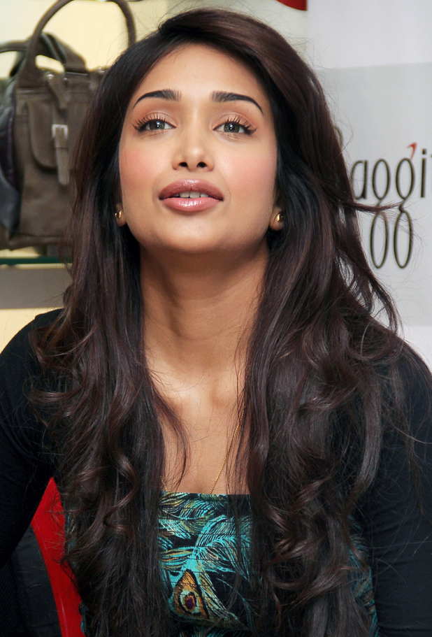Jiah Khan at Baggit's New Collection Preview