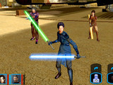 'Star Wars: Knights of the Old Republic' on iOS