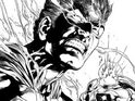 Ivan Reis's uncoloured artwork from the event tie-in is revealed.