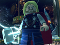 New LEGO Marvel Super Heroes screens debut ahead of the E3 gaming expo.