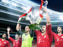 The PES 2014 Virtual UEFA Champions League collates past performances.