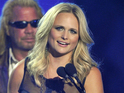 Country star wins two prizes as Carrie Underwood scoops 'Video of the Year' award.