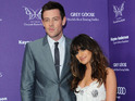 "Actor's mother says she can still see ""the sadness"" in son's girlfriend Lea Michele."