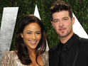 Paula Patton also dubs 'Blurred Lines' singer her best friend in joint interview.