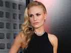 Anna Paquin shows off her figure after having twins last September.