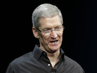 The Apple CEO also reiterates his interest in television in a rare interview.