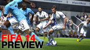 DS Gaming editor Matthew Reynolds and gaming reporter Liam Martin pick over the new features in FIFA 14.