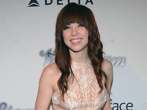 Carly Rae Jepsen, Musician Carly Rae Jepsen attends the amfAR Inspiration Gala at the The Plaza Hotel on Thursday, June 13, 2013 in New York