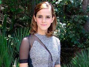 Emma Watson, 'The Bling Ring' film photocall, Los Angeles, Antonio Berardi