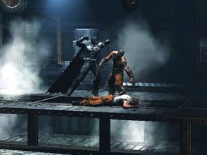 'Batman: Arkham Origins Blackgate' screenshot