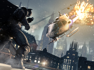 'Batman Arkham Origins' E3 screenshot