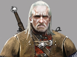 'The Witcher 3: Wild Hunt' artwork