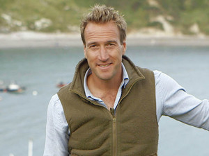 Ben Fogle in Harbour Lives.