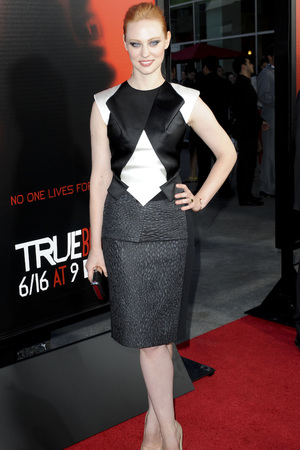 Premiere of HBO's 'True Blood' at ArcLight Cinemas Cinerama Dome, Deborah Ann Woll