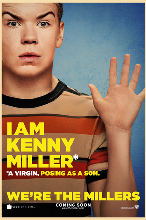 'We're the Millers' character poster: Kenny