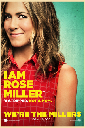 'We're the Millers' character poster: Rose